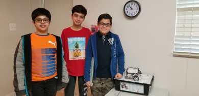 Team Ghost Pirates - Mclean Islamic Center Workshops