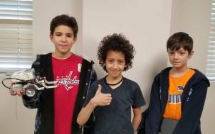 Team Robot Nerds - Mclean Islamic Center Workshops
