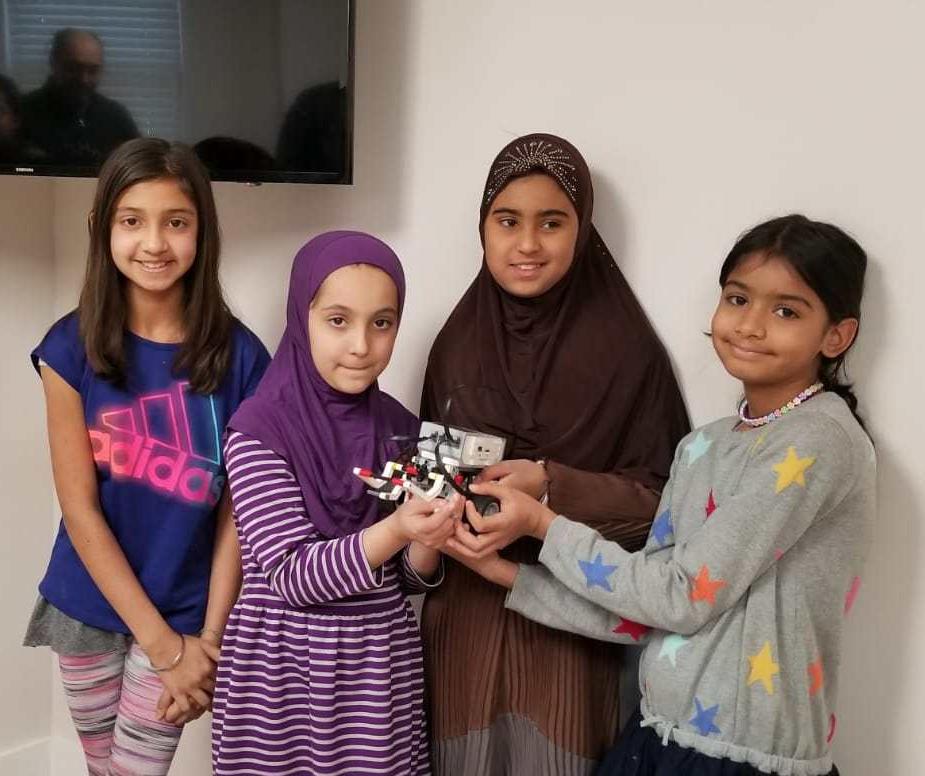McLean Islamic Center WRO Workshops